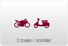 2 roues scooter